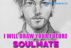 Psychic Artist Will Draw Your Future Partner. 12-24hr delivery - Email