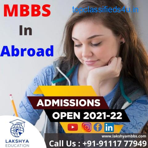Leading MBBS Admission Consultants in Indore