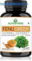 Buy Online Fenugreek Extract Capsule for Breast Enlargement