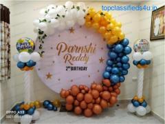 birthday party organizers in chennai