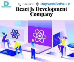 React Native App Development Company - Deorwine Infotech