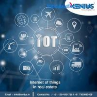 IoT service provider in Real estate, Manufacturing and Discom