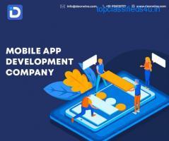 Mobile App Development Company in India | Deorwine Infotech