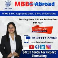 Best MBBS Abroad Consultants in Bhopal