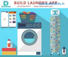 Build Laundry App - Deorwine Infotech