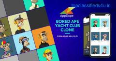 Launch Your Robust  NFT Collectible Platform With Our Bored Ape Yacht Club Clone