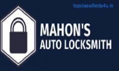 Mahon's Auto Locksmith