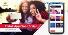Develop a TikTok Clone and entice content creators