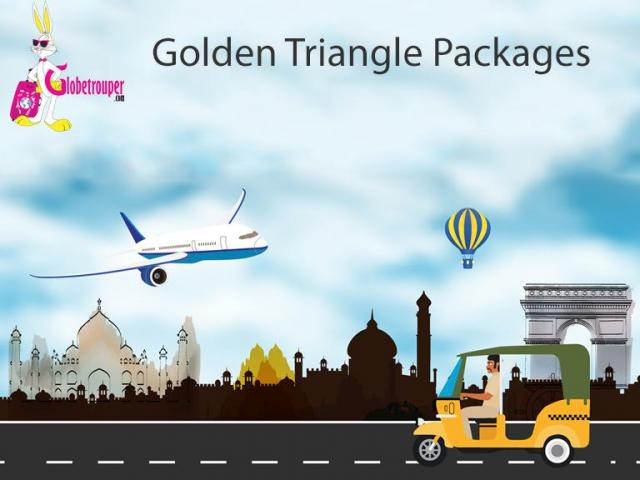 Golden Triangle Packages | Luxury Tour operator in india