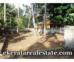 Attukal residential land for sale