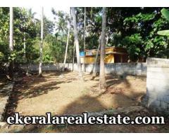 Attukal residential land for sale