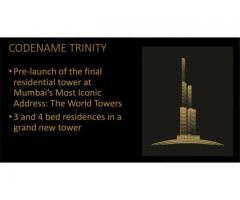 Lodha Codename Trinity - Largest Residential Tower in Worli Mumbai