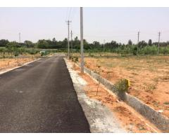 North Bangalore Biaapa approved plots sale before itc factory