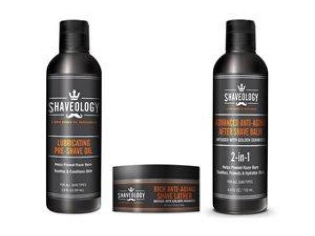 Classic Shaving Skin Care Trio