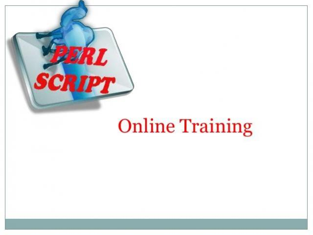 Perl Scripting Online Training|TutorNexus