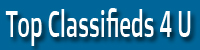 Free Classifieds India - Top Classifieds 4 U